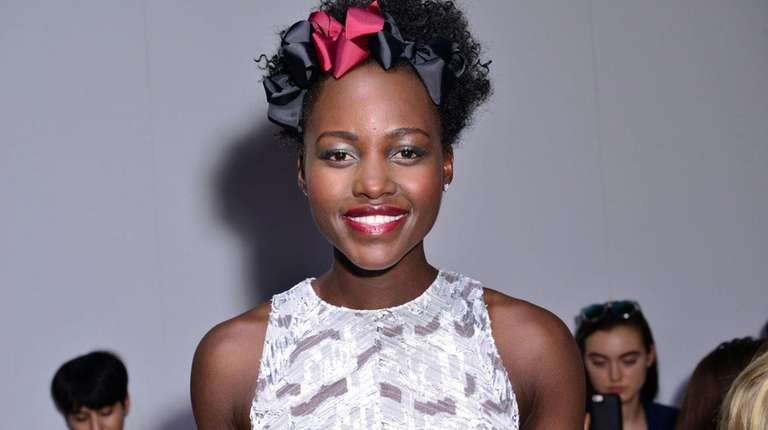 Lupita Nyong'o, who won an Oscar in