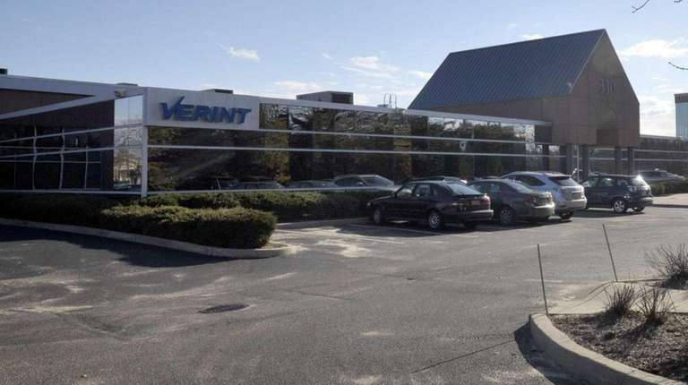 The Verint System building at 330 South Service