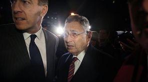 Former New York Assembly Speaker Sheldon Silver has