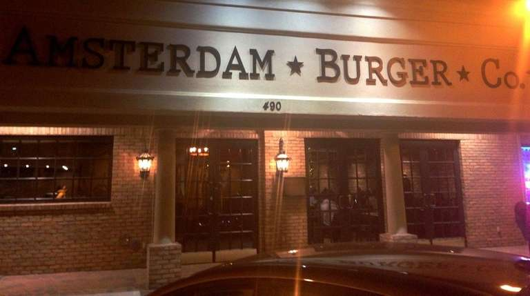 Amsterdam Burger Co. has recently debuted a new