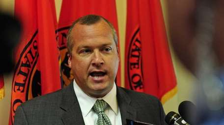 Questions surround Chief Deputy County Executive Rob Walker's
