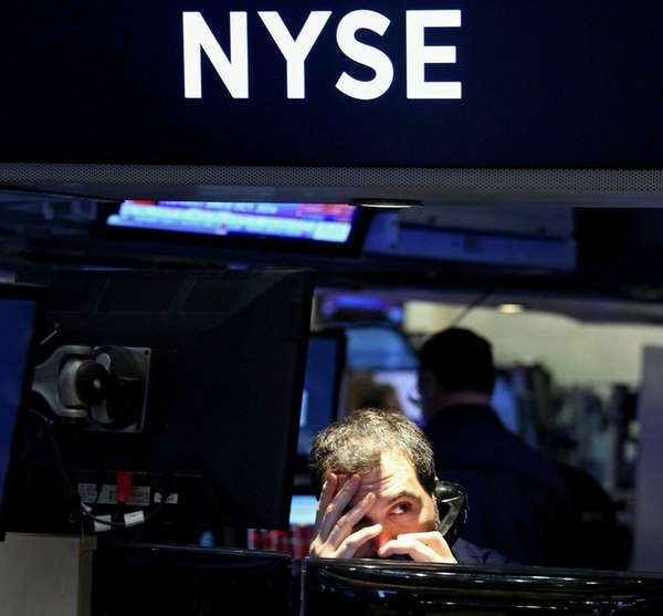 After a choppy start, stocks rose strongly Thursday,