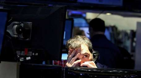 After a choppy start, stocks rose strongly Thursday,