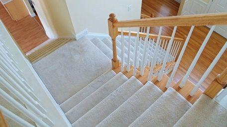 Having both hardwood floors and carpet in the