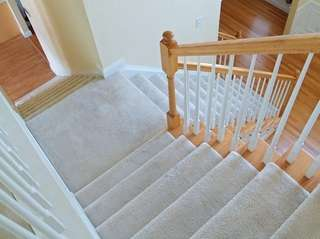 Having both hardwood floors and carpet in the