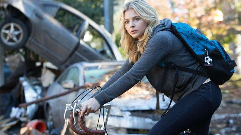Chloë Grace Moretz stars in Columbia Pictures'