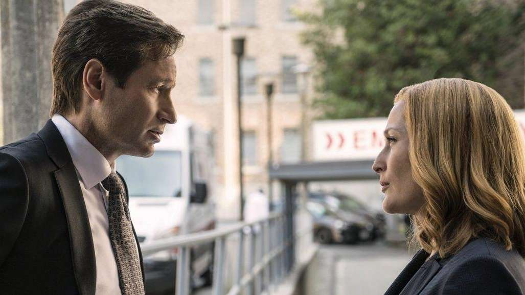 David Duchovny and Gillian Anderson return for a