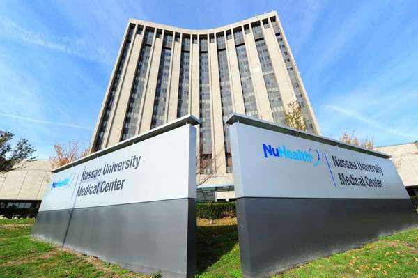 Nassau University Medical Center in East Meadow reported