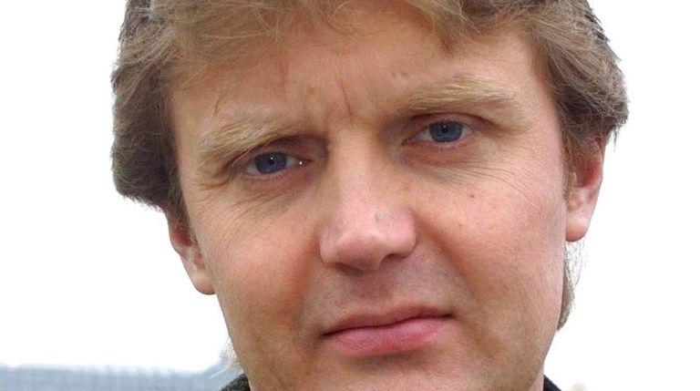 Alexander Litvinenko, former KGB spy in May 10,