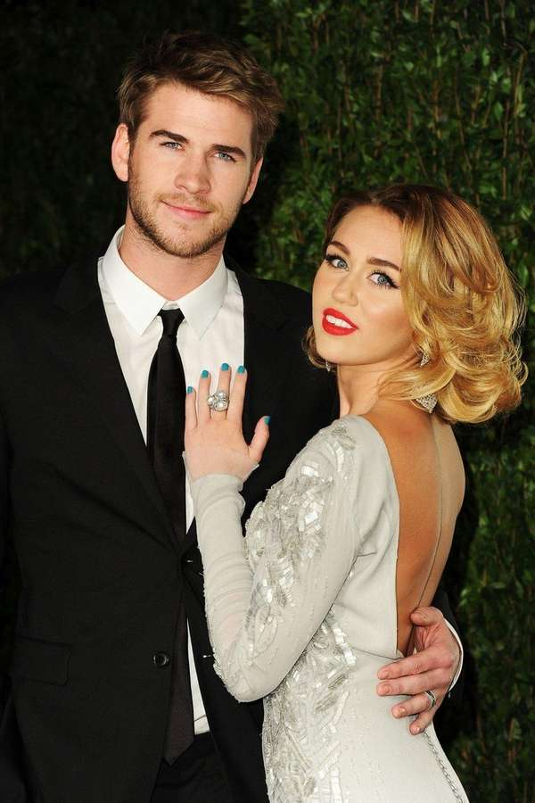 Miley Cyrus and Liam Hemsworth are engaged again