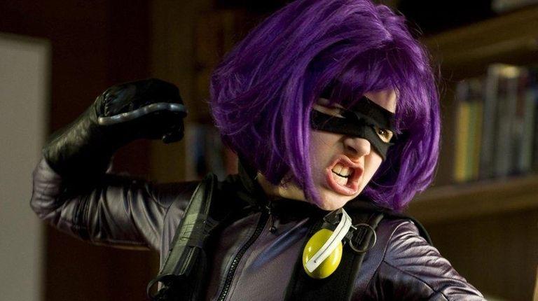 Chloë Grace Moretz packs a punch as Hit