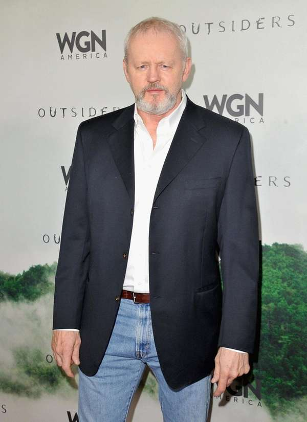 David Morse stars in the new series