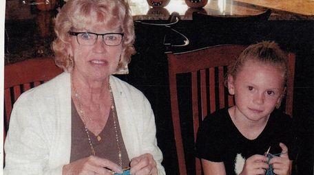 Kidsday reporter Faith Roben of Sayville and her