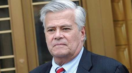 Former Republican state Sen. Dean Skelos of Rockville