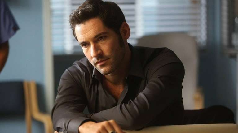 Tom Ellis' Devil is quite dull on