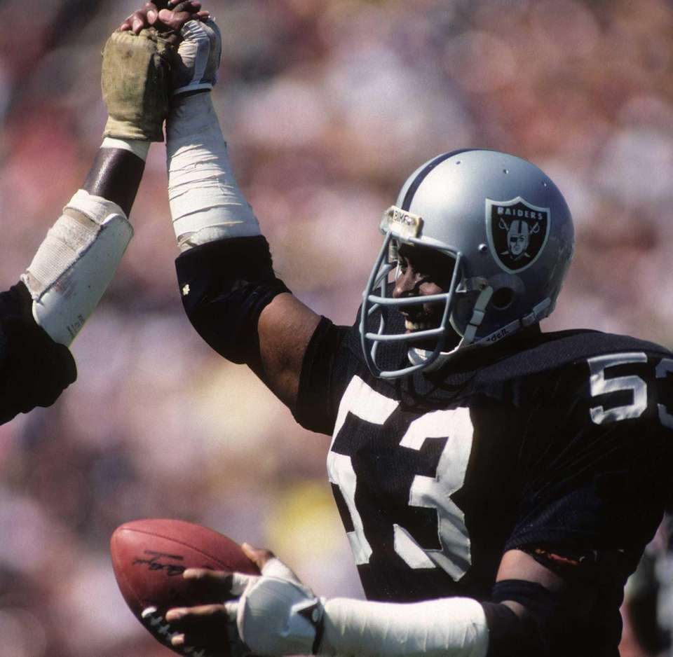 Rod Martin - Raiders vs. Eagles, XV