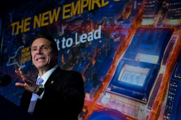 Gov. Andrew M. Cuomo announces sweeping changes to
