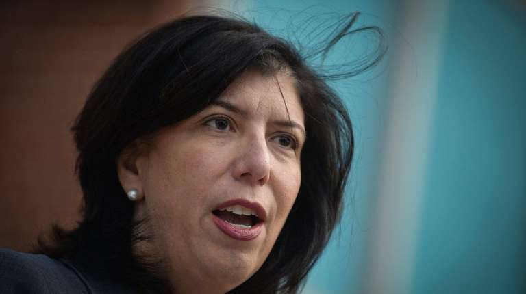 Madeline Singas awarded nearly $800,000 in pay raises