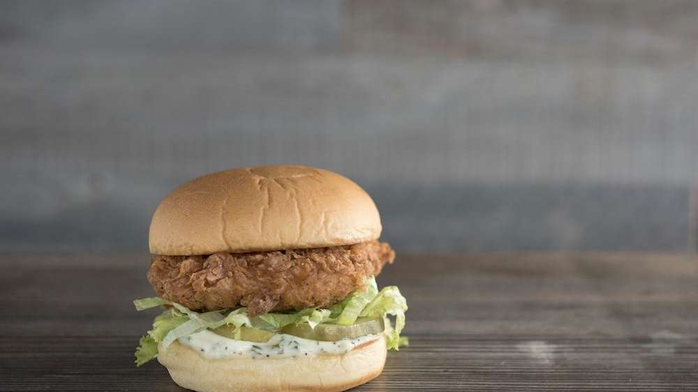 Shake Shack is known for its burgers, hot