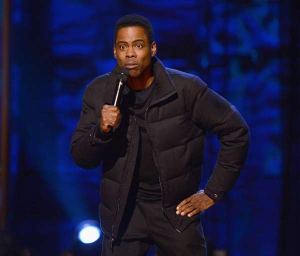 Chris Rock will host this year's Oscars on