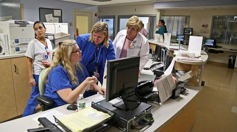Northwell Health is the largest recipient on Long