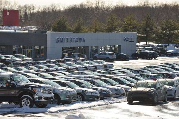 Long Islanders registered 5.2 percent more new cars