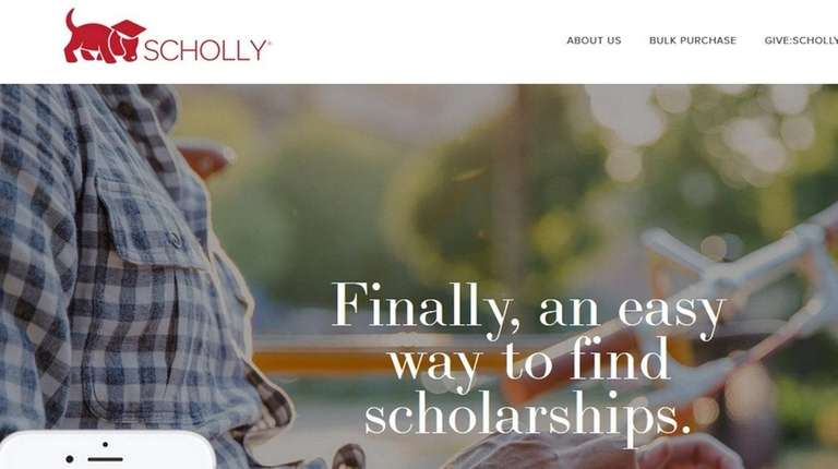 The Scholly app can find lots of matches
