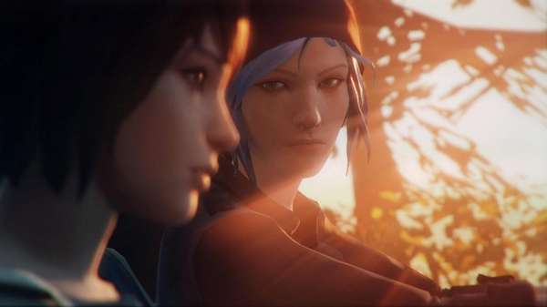 An intense female friendship drives Life Is Strange.