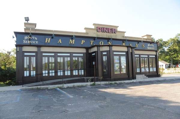 The Hampton Bays Diner closed after a dispute