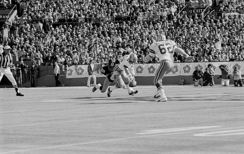 L.C. Greenwood - Steelers vs. Cowboys, X