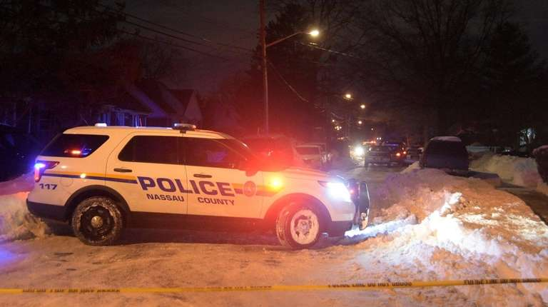 Nassau police are investigating a fatal shooting that