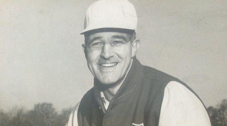 Former Amityville High School Coach Lou Howard, also