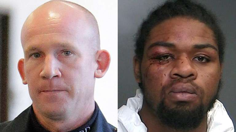 Sheldon Leftenant, right, was convicted on Jan. 26,
