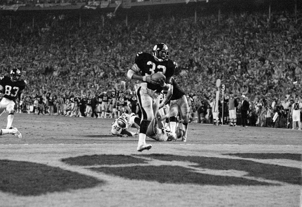 Franco Harris, Pittsburgh Steelers (IX, X, XIII, XIV)