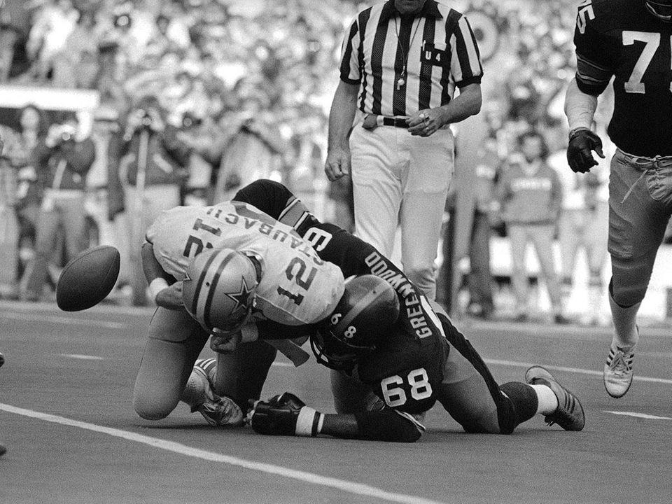 L.C. Greenwood, Pittsburgh Steelers (IX, X, XIII, XIV)