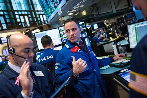 Stocks dipped in early trading Wednesday, Jan. 27,
