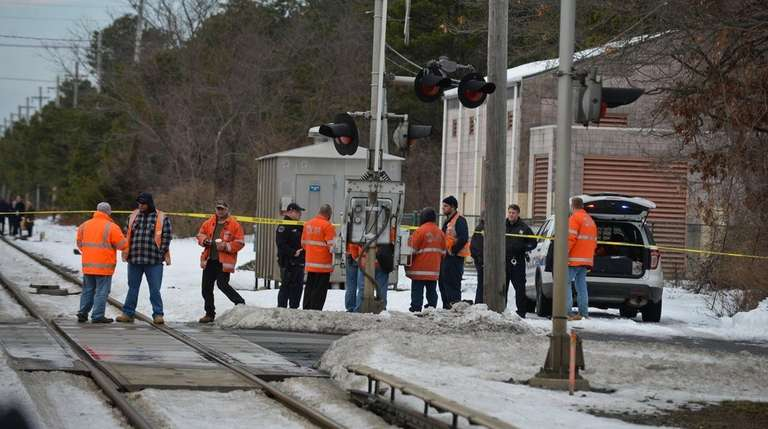 Service was partially suspended Wednesday, Jan. 27, 2016,