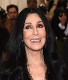 Cher attends the