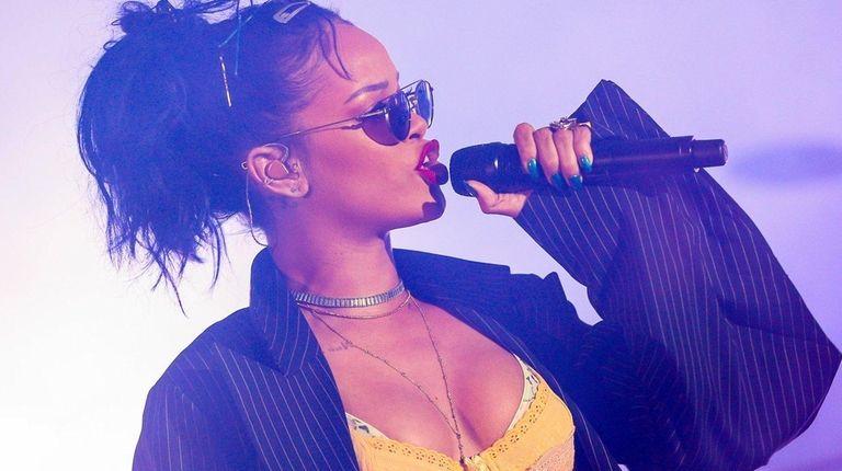 Rihanna is ready to