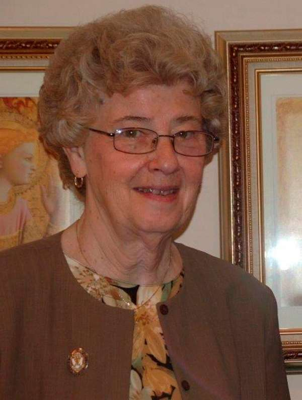 Sister Dolores Wisniewski, 74, started her career with