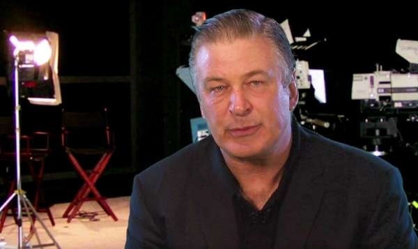 Actor Alec Baldwin is joining the