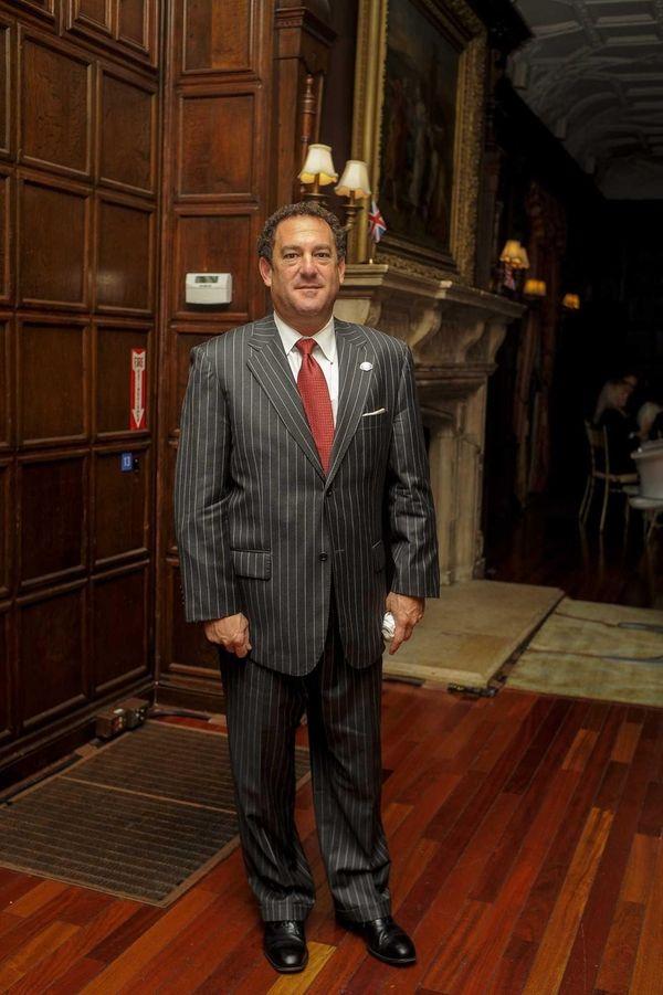 Brookville Mayor Daniel Serota is seen in this