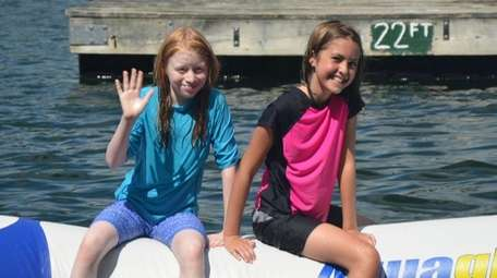 Camp Oasis provides kids with Crohn's disease and