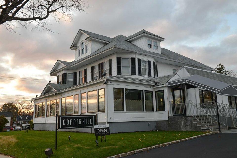 Copperhill (234 Hillside Ave., Williston Park): You'll find