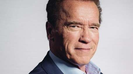Arnold Schwarzenegger is replacing Donald Trump as host
