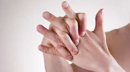 A recent study examined knuckle-cracking.