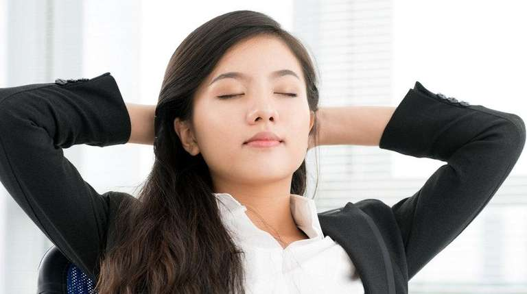 Taking a break at work will make you
