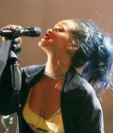Rihanna's new CD,