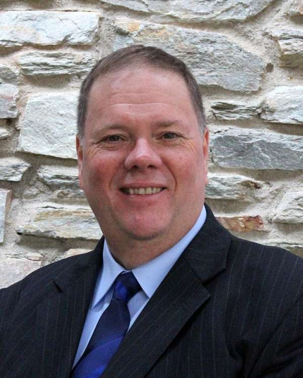 William Biddle is the new executive director of