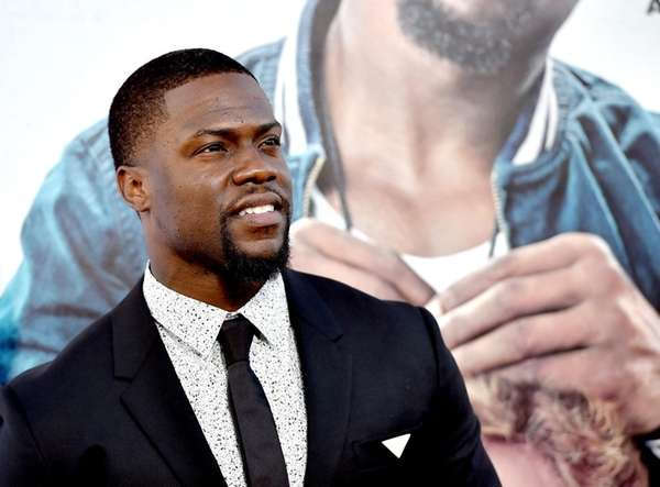 Kevin Hart was announced Thursday as one of